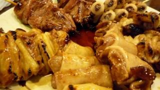 世界「お酒とビールとタレ頂戴!」焼き鳥は飲みたくなるなる串料理