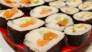 世界「ぱくっと、ひと口」巻寿司に使う新鮮な魚が欲しい