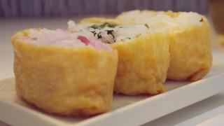 世界「お寿司たべたーい!と言われたら」まずは稲荷寿司をおすすめしよう