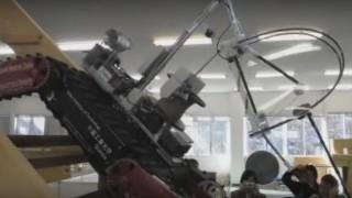 海外「福島第一原発ロボットの新型!」クインス2号・3号が、2月中旬にも投入
