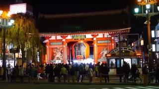 海外「また行きたい場所」夜の浅草寺を訪れれば新たな発見が!