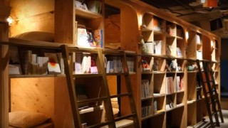 海外「おしゃれなドラえもんの押し入れ」東京の泊まれる本屋さんはどんな感じ?