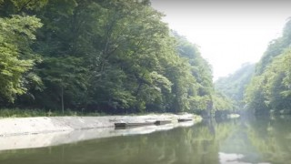 海外「地球上で最も美しい」岩手・猊鼻渓の舟下りは自然が美しく旅したい場所