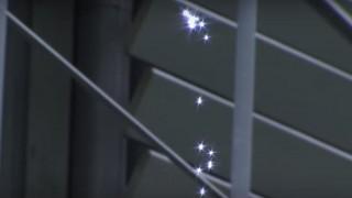 海外「レーザープラズマでハイテク技術!」空中に画像を投影する3Dディスプレイ