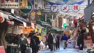 海外「5年前の懐かしい風景」人の流れをとらえた、東京・上野アメ横