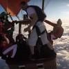 世界「アメリカ人は狂ってる!」パラシュートなしのスカイダイビングに挑戦してみた
