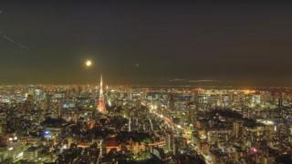 海外「東京の夜景を魅力的に変える!」東京のHDR撮影 タイムラプス動画