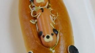 海外「可愛くて食べられない!」わんちゃん親子のホット『ドッグ』を作ってみた