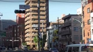 海外「これじゃ渡れないよ!」3秒の青信号・丸八橋北詰交差点を見てみよう