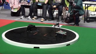 海外「日本の競技ロボットが凄い!」一瞬だから見逃すな!ロボット相撲とは?