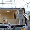 海外「建設スピードめっちゃ早い!」ユニットハウスの建設風景に驚きの声