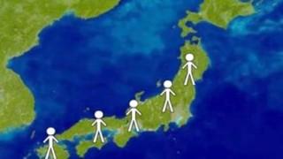 世界「人生で最高の9分間」日本の歴史をざっくり紹介、海外でも面白いと話題に!