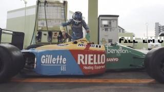 海外「あり得ない!F1が箱根の山をドリフト」MHヒルクライムはスリリングでカッコイイ!