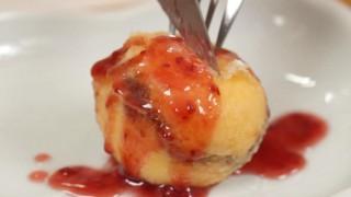 海外「変わり種のデザート」アイスクリームの天ぷらの上手な作り方