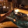 海外「体験型 食事処に大興奮!」釣船茶屋ざうおが楽しい!