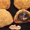 海外「レンジで出来る和菓子作り」くるみ大福は素朴でおいしい!