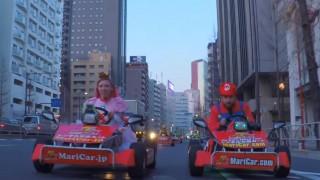 海外「これ見たことある!」東京マリオカートは最高におもしろい!