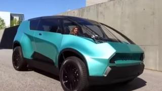 海外「素敵な眺め!」トヨタ コンセプトカーuBoxを初公開