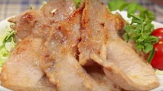 海外「はちみつで美味しい!」豚肉の味噌漬け焼きはとっても簡単!