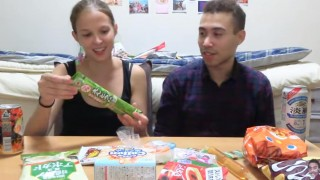 海外「味覚に違いはあるのか!」スナック菓子と駄菓子