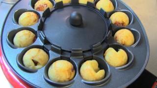 海外「調理器具の進化!」たこ焼き工場トントンに感動!