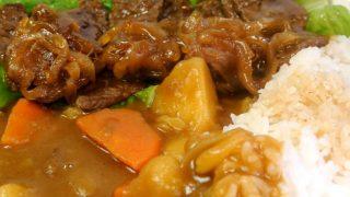 海外「この組み合わせ最高!」カレー牛丼のレシピを絶賛