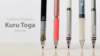 海外「今まで使ったシャープペンで一番」クルトガの性能に絶賛の声