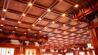 海外「洗練された装飾が綺麗だね!」富士屋ホテルを満喫