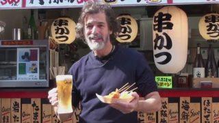 海外「食べ物が豊富でおいしそう!」道頓堀食い倒れに挑戦