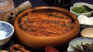 海外「知らなかった!うなぎを自宅でおいしく食べる」ひつまぶしの作り方