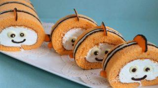 海外「かわいい!」ファインディング・ニモ ロールケーキの作り方