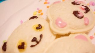 海外「アレンジは無限大!」見た目も可愛い食パンダ