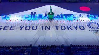 海外「日の丸にグッと心を奪われた!」リオ オリンピック閉会式東京パフォーマンス