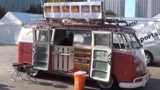 海外「かわいい車と穴場ランチ!」フードトラック2016を絶賛