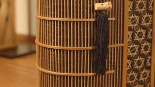 海外「デザインが繊細で美しい」駿河竹千筋細工の竹を使った技術がスゴイ!