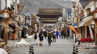 海外「とても素晴らしい!」善光寺は日本で訪れたいところ
