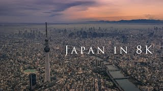 海外「空からの風景に大満足!」日本の自然とテクノロジーを体感