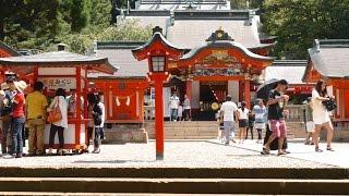 海外「日本の精神を感じる場所」霧島神宮・鹿児島は歴史ある朱塗りの神社