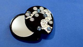 海外「漆と透明な青貝の美しさ!」高岡漆器の洗練された技法がすごい