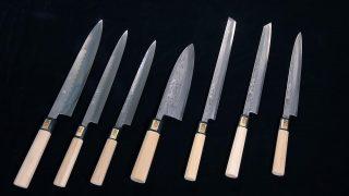 海外「プロの料理人が愛用する包丁」堺打刃物は伝統製法で切れ味抜群!