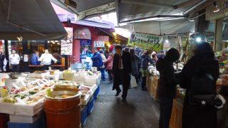 海外「魚のおいしさを伝える魅力ある町」築地場外市場の歩き方