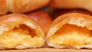 海外「トロトロふわっ!な仕上がり」クリームパンとカスタードクリームの作り方