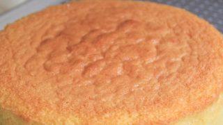 海外「日本式ふわふわ食感の甘いケーキ」スポンジケーキの上手な作り方