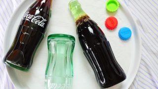 海外「ゼラチンで型を取る」まるごとコカコーラボトルグミの発想がすごい!