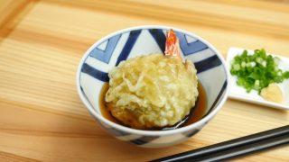 海外「エビと蕎麦を丸めて揚げる」海老そば天ぷらが奇抜すぎる料理だった!
