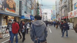 海外「電気街のでんでんタウンとオタロード周辺」大阪日本橋を街ブラしてみた