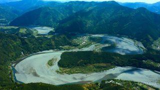 海外「大井川周辺の豊かな自然とめぐみ」島田市 大井川と生きるまち・静岡の絶景