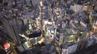 海外「229m渋谷スカイを体感」渋谷スクランブルスクエアの展望台の眺めとは