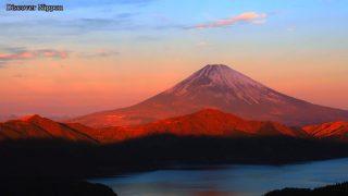海外「神奈川・秋の一大観光地」箱根・芦ノ湖の紅葉と富士山の景色を見てみよう