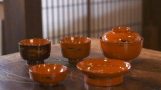 海外「和歌山 洗練された日常美」紀州漆器・根来塗りの良さを受け継ぐ伝統技術